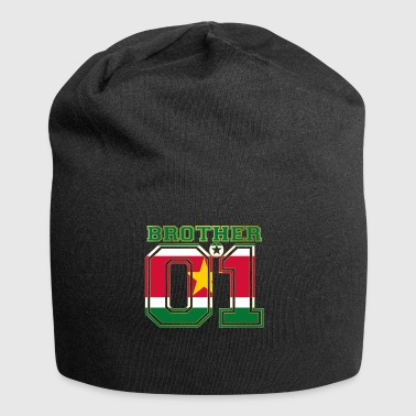 brother brother brother 01 partner Suriname - Jersey Beanie