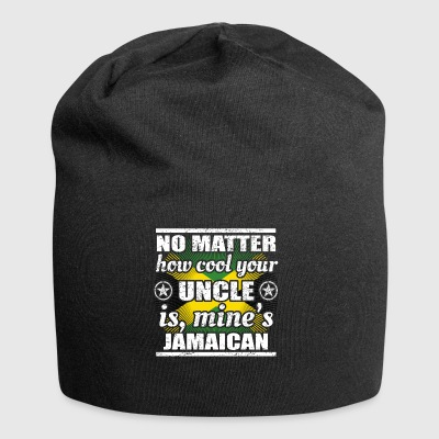 no matter cool uncle onkel gift Jamaica png - Jersey-Beanie