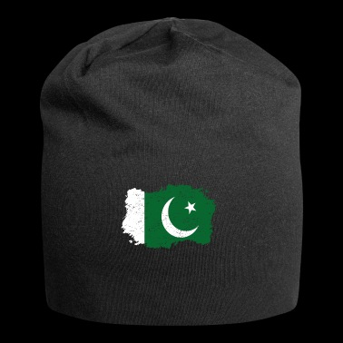 Roots Roots Flag Homeland Country Pakistan png - Jersey Beanie