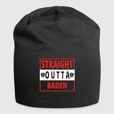 Straight outta bathing - Jersey Beanie