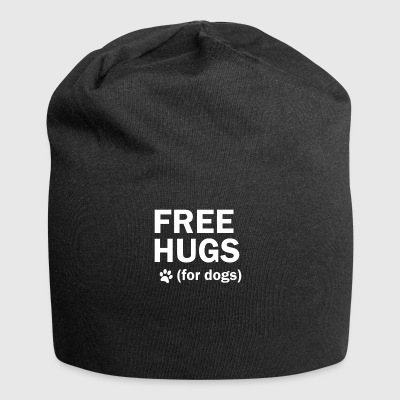 Free hugs for dogs dog dog mother - Jersey Beanie