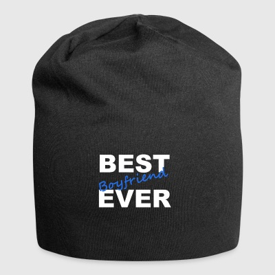 Best Boyfriend Ever Freund T-Shirt - Jersey-Beanie