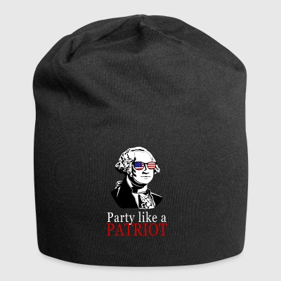 Celebration like a patriot! George Washington gift - Jersey Beanie