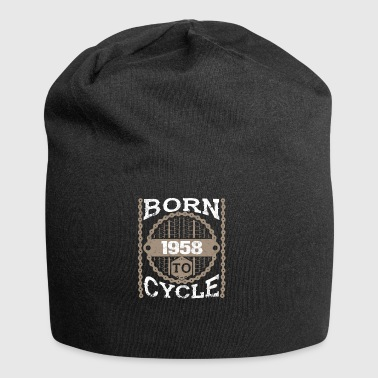 Born to cycle moutainbike bike 1958 - Jersey Beanie