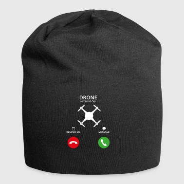 Call Mobile Call drone drone - Jersey Beanie