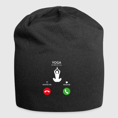 Chiama Mobile Call yoga - Beanie in jersey