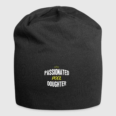 Distressed - PASSIONATED POOL DAUGHTER - Jersey Beanie