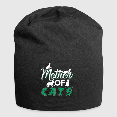 Mother of Cats - Jersey Beanie