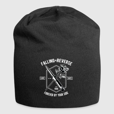 Falling In Reverse: Love and hate forever. - Jersey Beanie