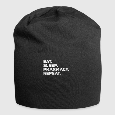Eat Sleep Pharmacy - Jersey Beanie