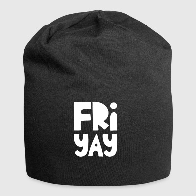 Fri-Yay Suosittu Funny Quote Happy Friday - Jersey-pipo