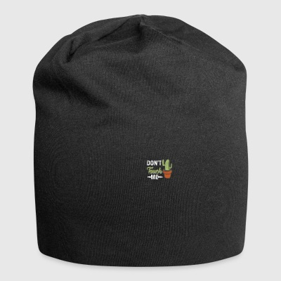 Cactus Don t Touch Me Hot - Jersey-Beanie
