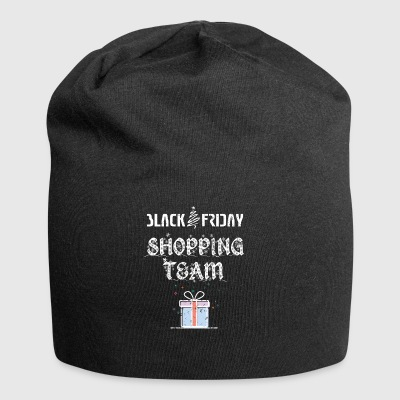 Black Friday SHOPPING TEAM - Jersey-Beanie