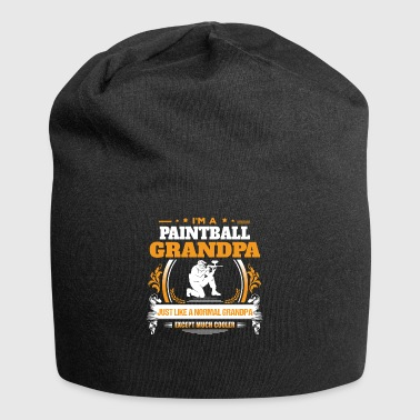 Idea regalo camicia Paintball nonno - Beanie in jersey