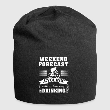Weekend with the chance to drink - Jersey Beanie