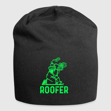 Roofer - Roofer - Gift - Jersey Beanie