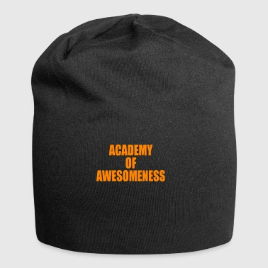 Academy of Awesomeness - Super cool und toll - Jersey-Beanie