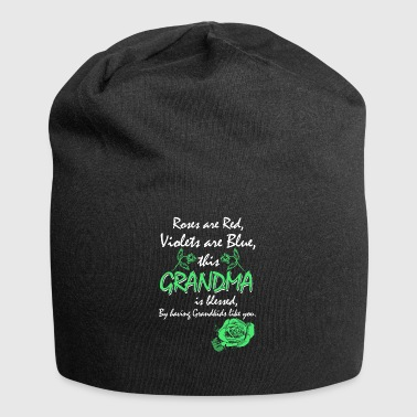 This grandma is blessed - Jersey Beanie