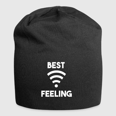 best feeling full wifi - Jersey Beanie