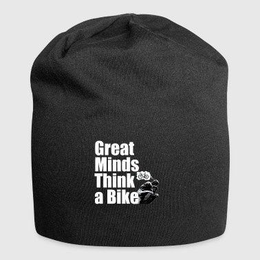 Cycling Great minds - Bonnet en jersey
