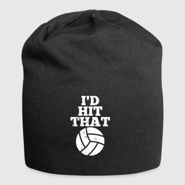 Volley-ball - Beach Ball - cadeau - Bonnet en jersey