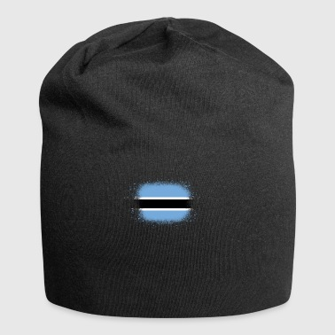 Spray logo claw flag home Botswana png - Jersey Beanie