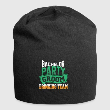 Bachelor Party - Bachelor - Groom - JGA - Jersey Beanie