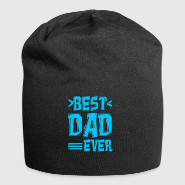 Best Father to give it - Jersey Beanie