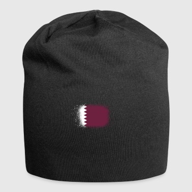 Spray logo claw flag home Qatar png - Jersey Beanie