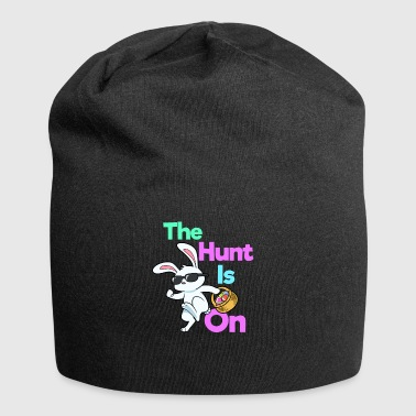 The Hunt is on - Jersey Beanie