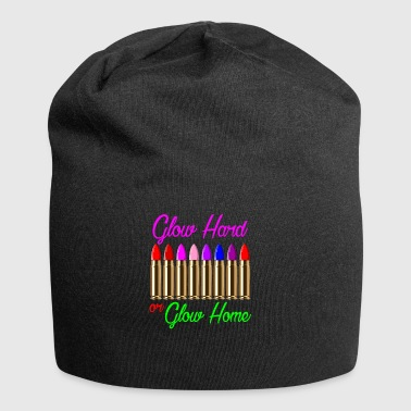 Lipstick to shine intently - Jersey Beanie