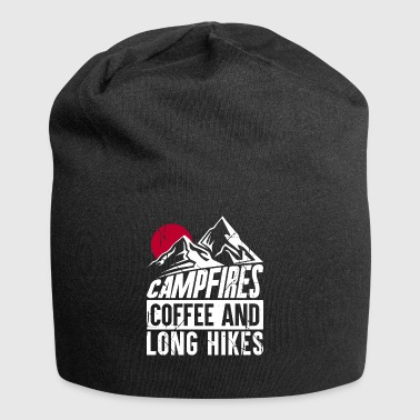 Campfires coffee and long hikes - Jersey-Beanie