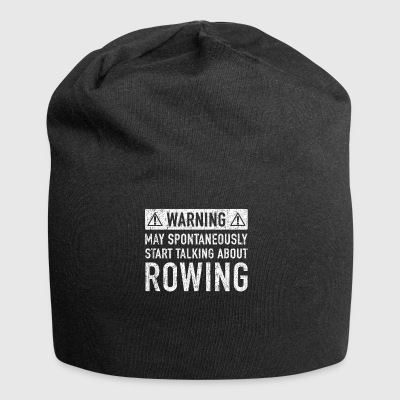 Original Rowing Gift: Order Here - Jersey Beanie
