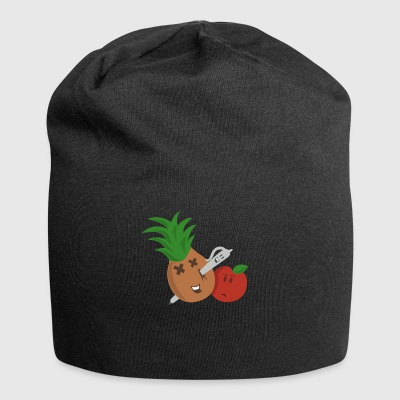 Pen Ananas Apple-Pen - Jersey-Beanie