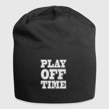 playoff Tempo - Beanie in jersey