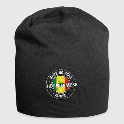 Have No Fear The Senegalese Is Here Shirt - Jersey Beanie