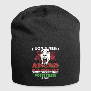 Anger Management - VOLLEYBALL - Jersey Beanie