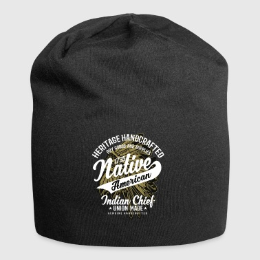 Native American 2 2 - Bonnet en jersey