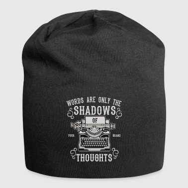Shadows Of Thoughts2 - Beanie in jersey