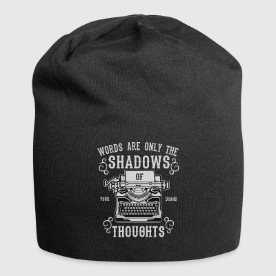 Shadows Of Thoughts2 - Jersey Beanie