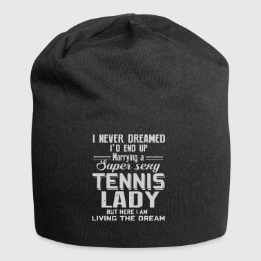 HEIRATEN SIE EINE SUPER SEXY TENNIS LADY - Jersey-Beanie