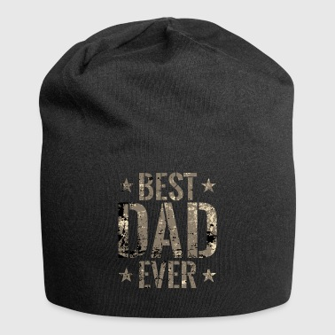 Tarn Farben Best DAD ever 4 Sterne Army look - Jersey-Beanie