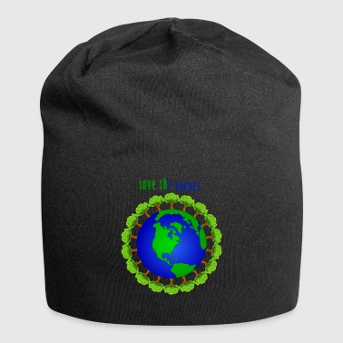 Save the planet - Jersey-Beanie