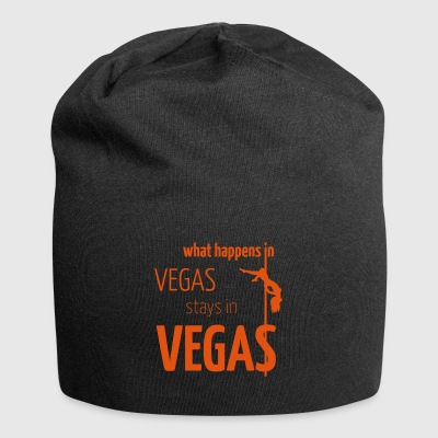 what happens in vegas... - Jersey-Beanie
