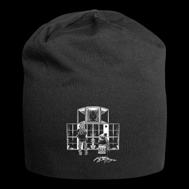 Support Free Tekno sound system - Jersey Beanie