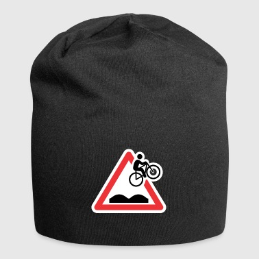 mtb forsigtighed tegn - Jersey-Beanie