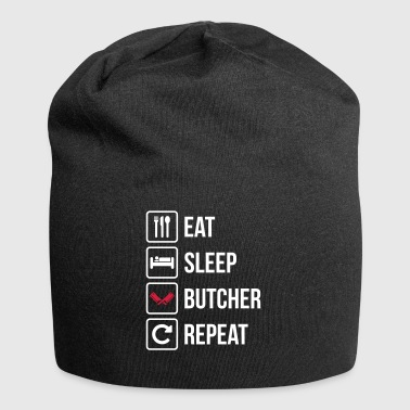 Eat Sleep Ripetere Butcher - Beanie in jersey