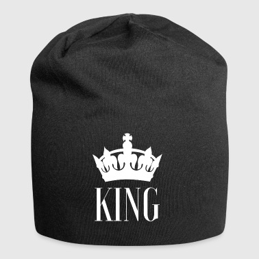 King - Jersey-Beanie