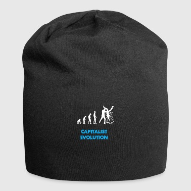 Capitalist Evolution - Jersey Beanie