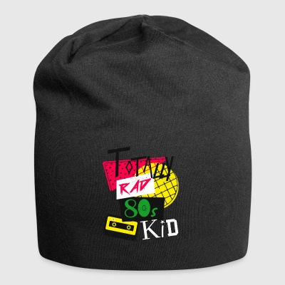 Totally Rad 80s Kid - Jersey-Beanie